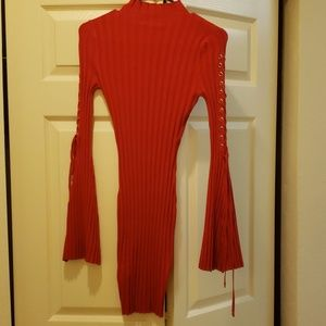 Next to me knit dress